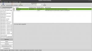 offlineimap in der Paketverwaltung